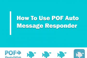 Use POF Auto Message Responder