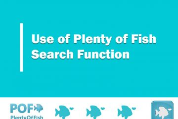 use of POF search function